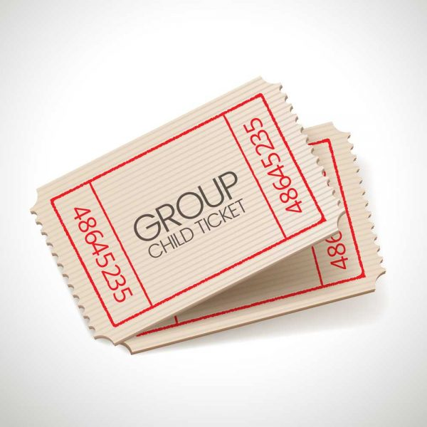 group-child-ticket
